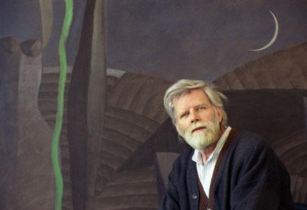 Maler Rosenheim rainer dillen maler und grafiker aus kolbermoor bei rosenheim portait